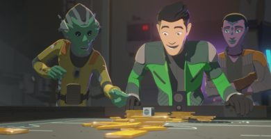 """A Pirate Puts a Curse on Kaz on the All-New Episode of Star Wars Resistance, """"Kaz's Curse"""""""