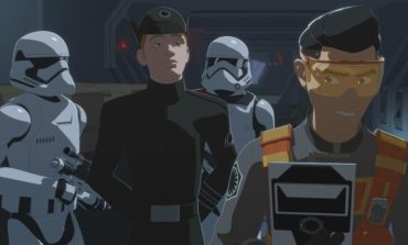"""Kaz and Neeku go Undercover on the All-New Episode of Star Wars Resistance, """"Station to Station"""""""