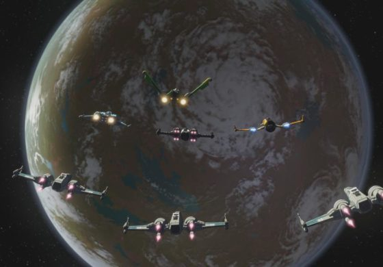 The Resistance Comes to The Colossus on the All-New Episode of Star Wars Resistance 'Rebuilding the Resistance'