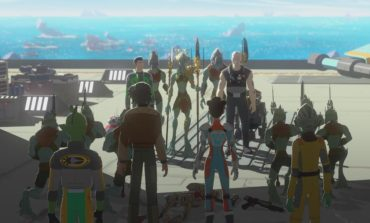 Special One Hour Event of Star Wars Resistance Coming January 12