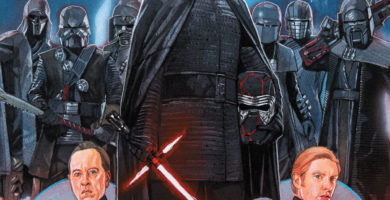 'Star Wars: The Rise of Skywalker' Gets the Marvel Comics Treatment this June