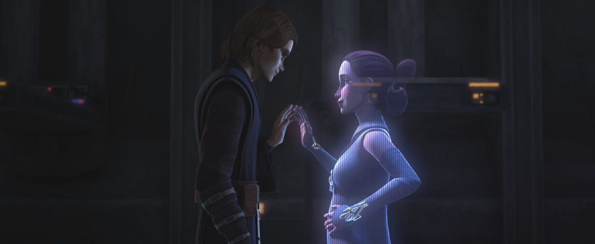 "New Clip and Images Released for ""Star Wars: The Clone Wars"" Episode 702 ""A Distant Echo"""