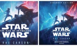 Book/Audiobook Review: 'Star Wars: The Rise of Skywalker' Expanded Edition by Rae Carson