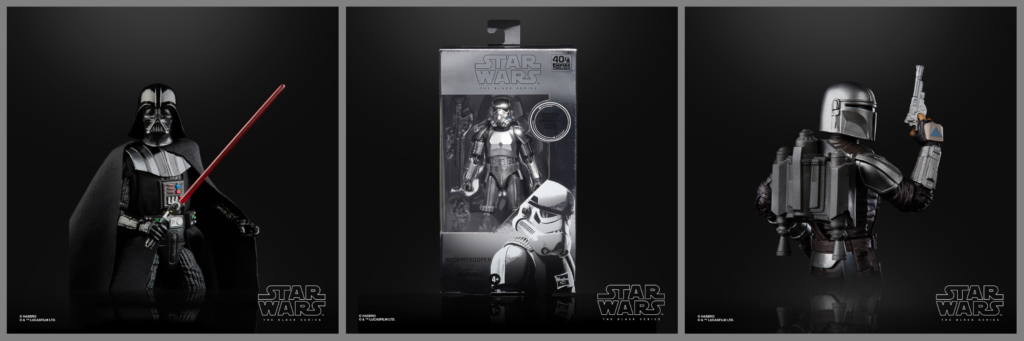 Hasbro's Star Wars: Fan Celebration Product Reveals, Including The Black Series and Vintage Collection - Coffee With Kenobi