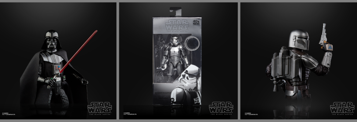 Hasbro's Star Wars: Fan Celebration Product Reveals, Including The Black Series and Vintage Collection