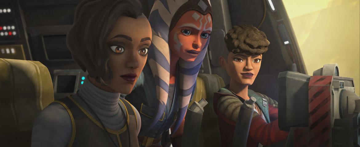 """New Images and Clip Available for 'Star Wars: The Clone Wars' Episode """"Deal No Deal"""""""