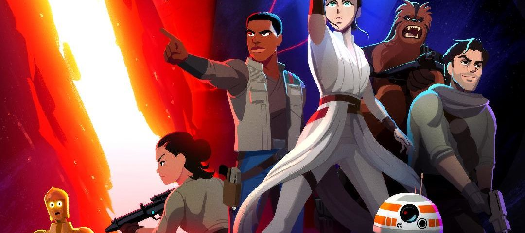 An All-New Season of 'Star Wars: Galaxy of Adventures' is Live! Watch the First Three Episodes Here